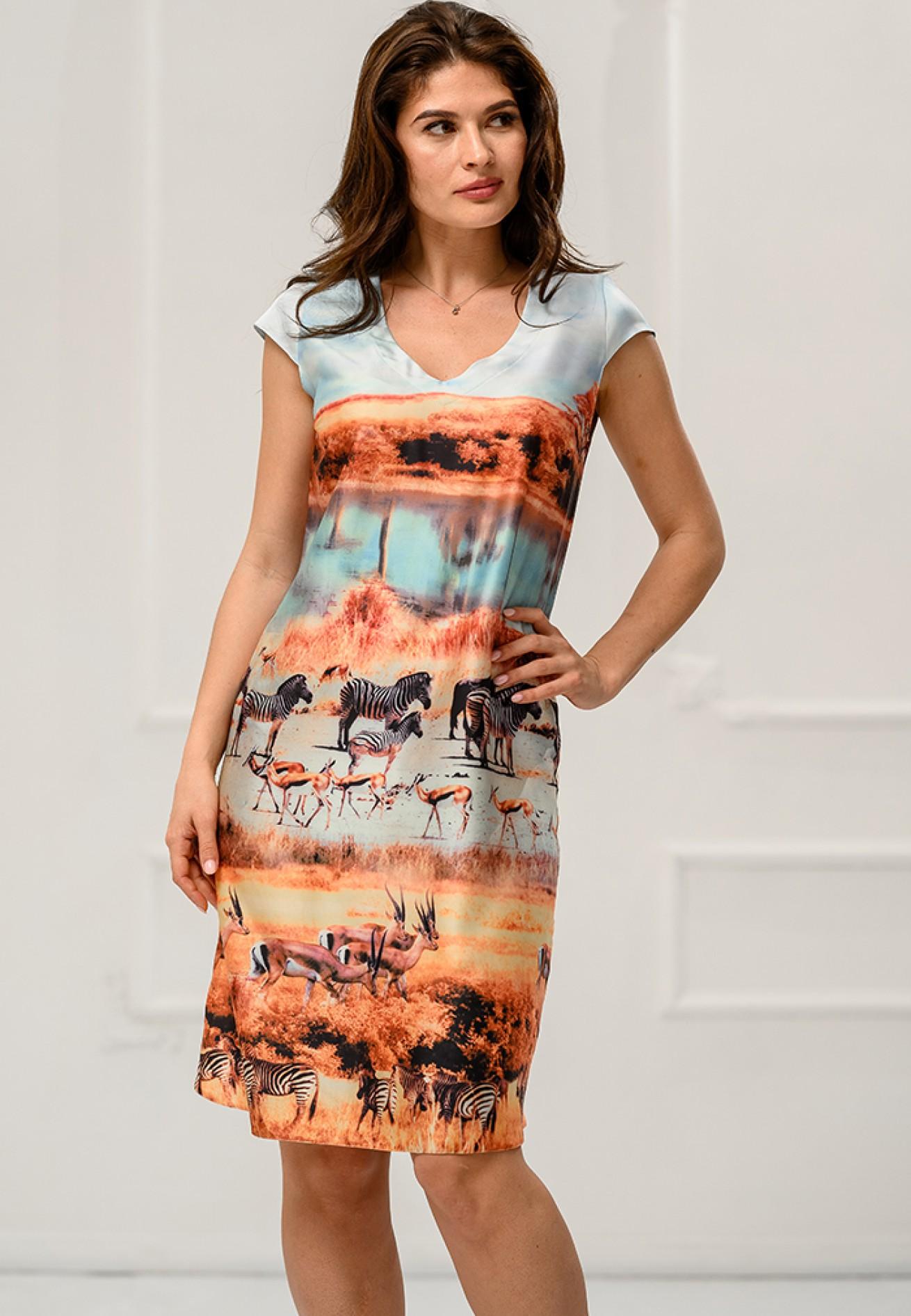 Платье Bordeaux