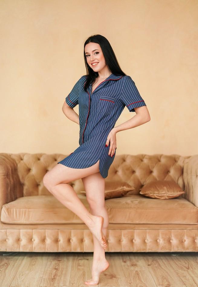 Платье-рубашка Molly