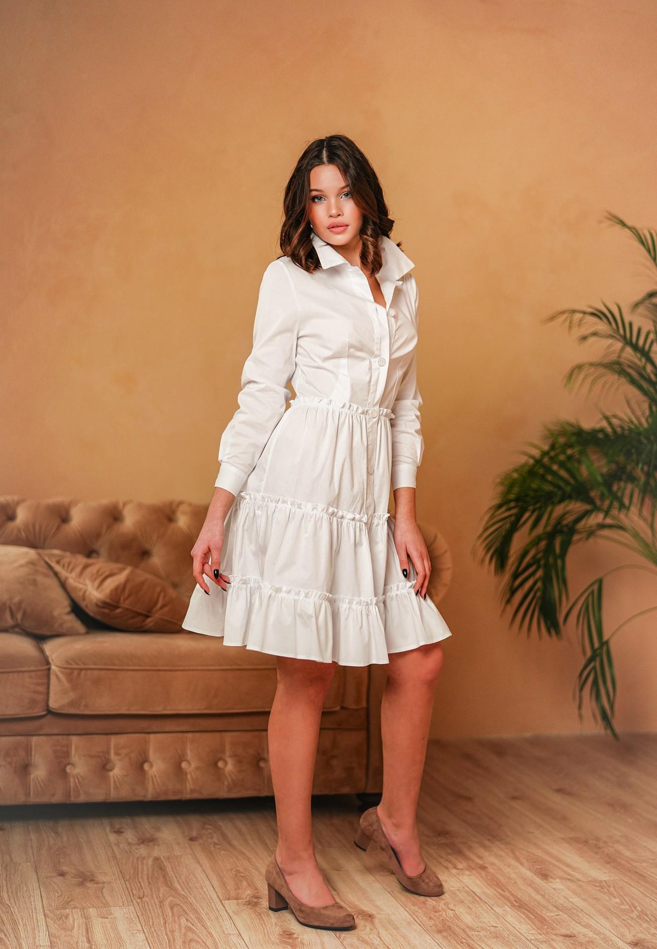 Платье-рубашка Palermo