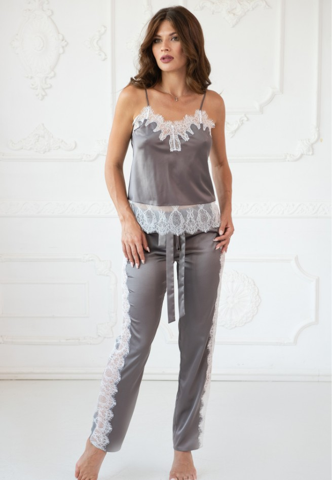 Пижама (майка брюки) Carolina