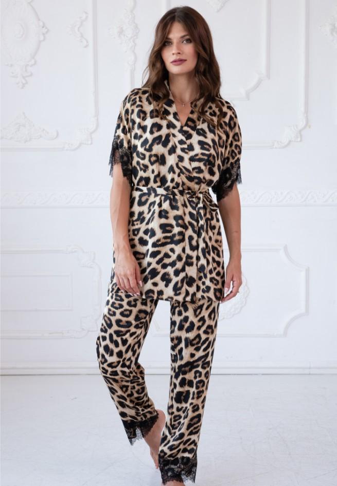 Пижама(халат/брюки)Michelle