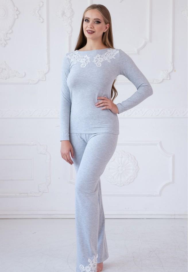 Пижама (блузон/брюки) Verona