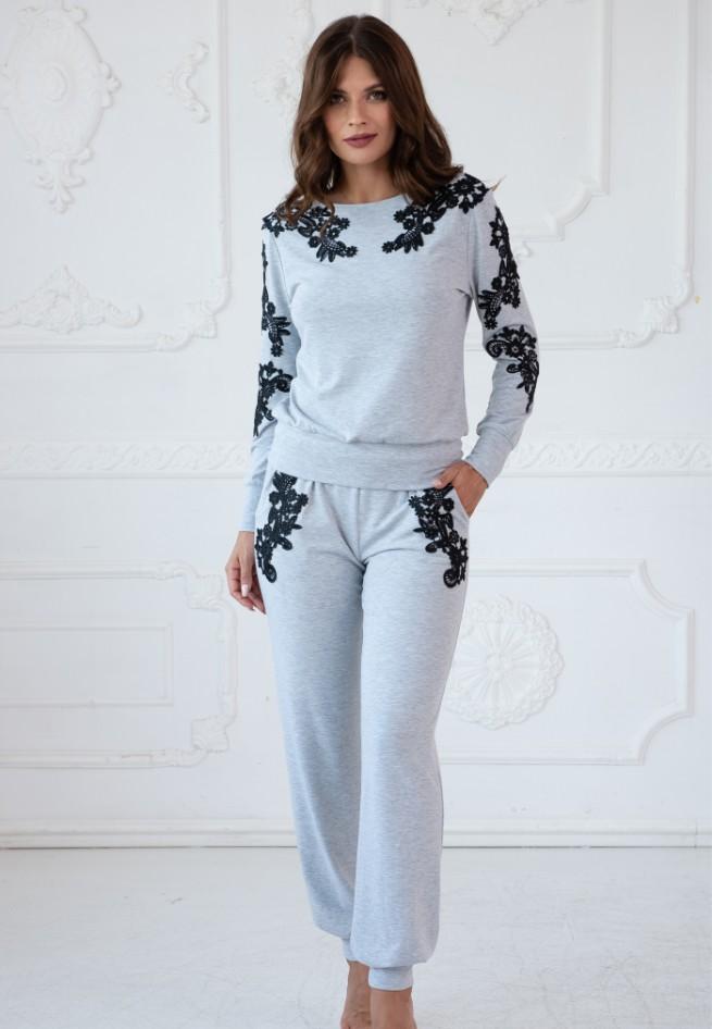 Костюм (блузон/брюки) Verona