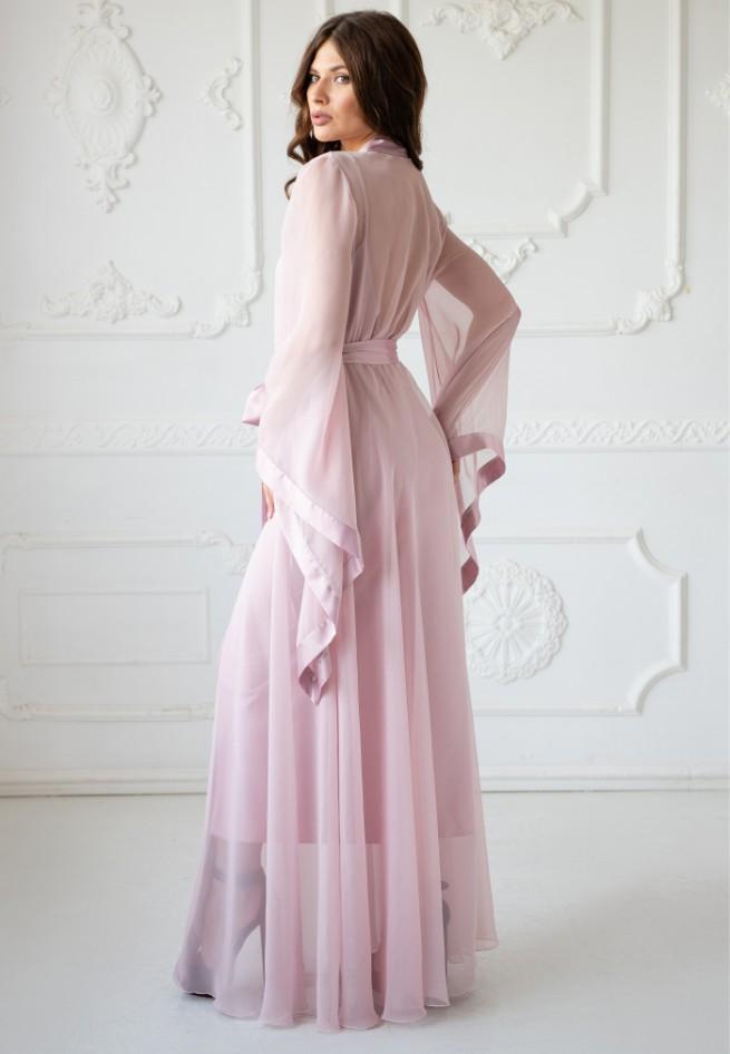 Халат длинный Pearl