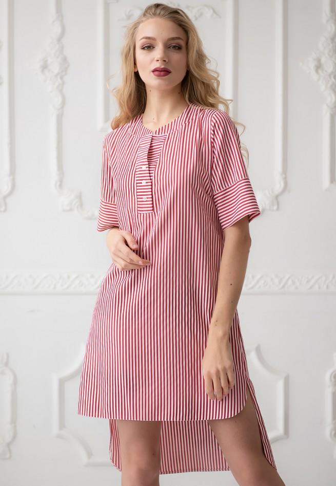 Сарафан Normandy розовая полоска