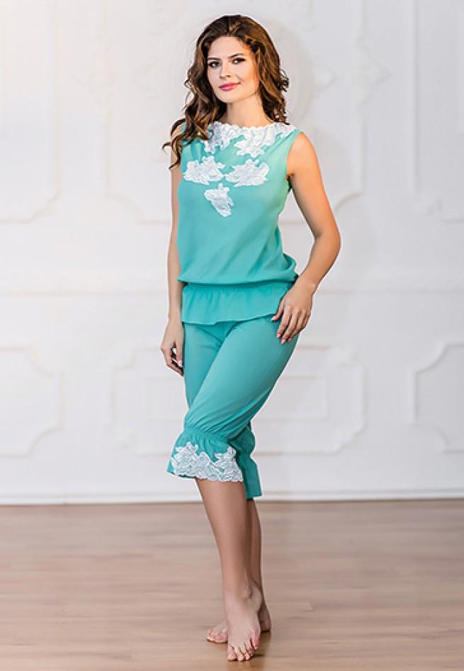 Пижама (майка бриджи) Ade 3112