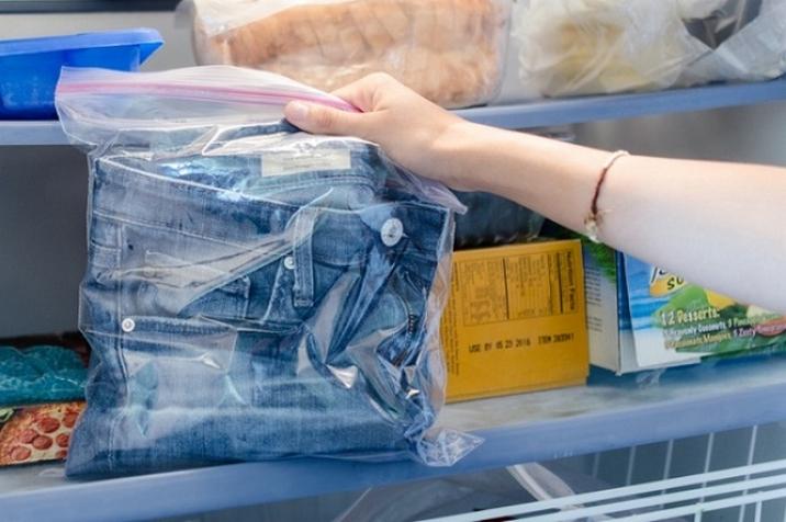 удаление запаха у одежды